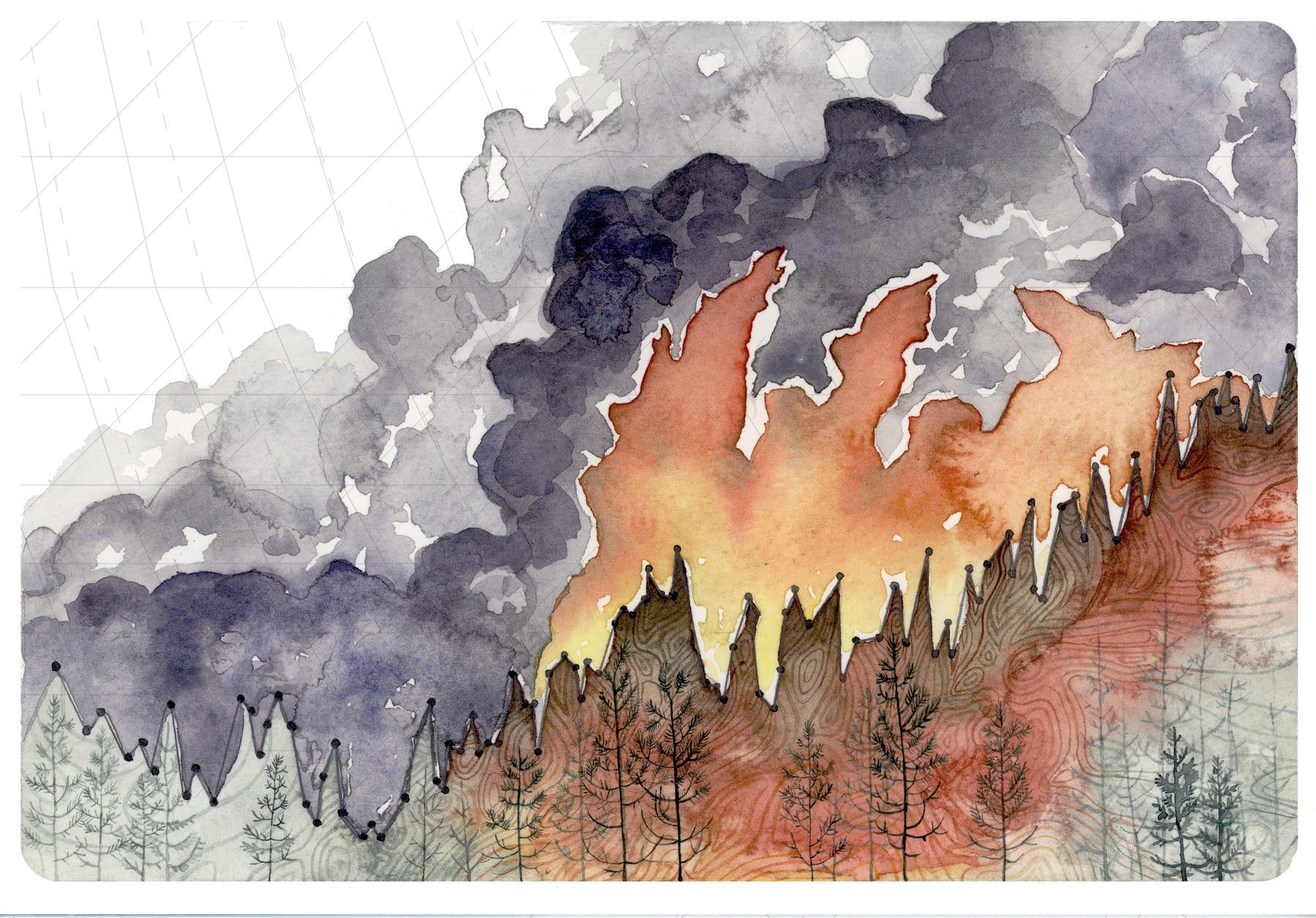 5 proyectos de arte que emergen de la crisis climática