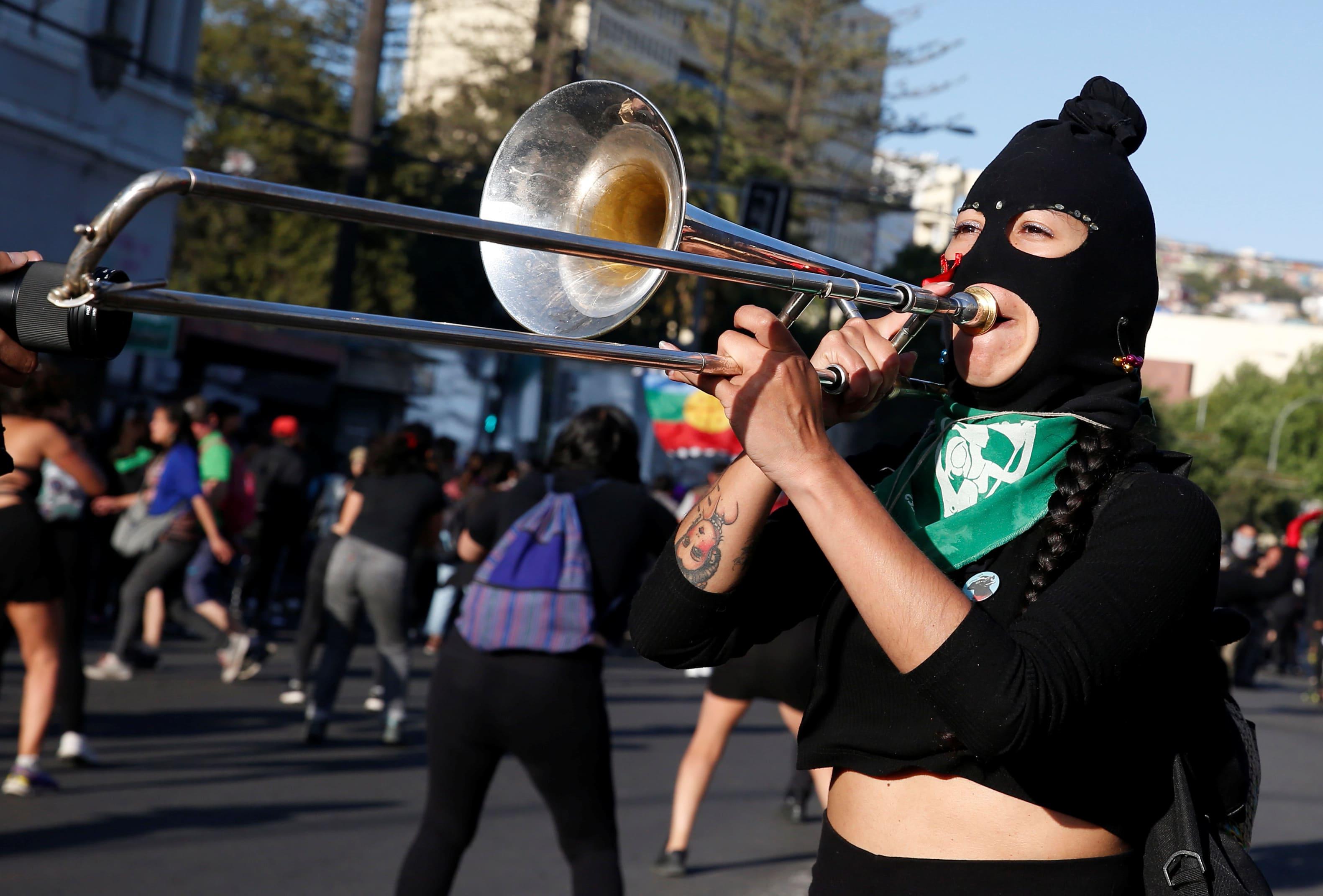 «El violador eres tú»: la canción chilena contra la violencia machista