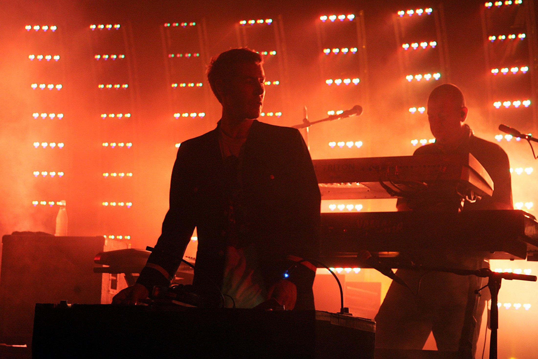 Massive Attack lo sabe: la música es arte… y una tóxica huella de carbono