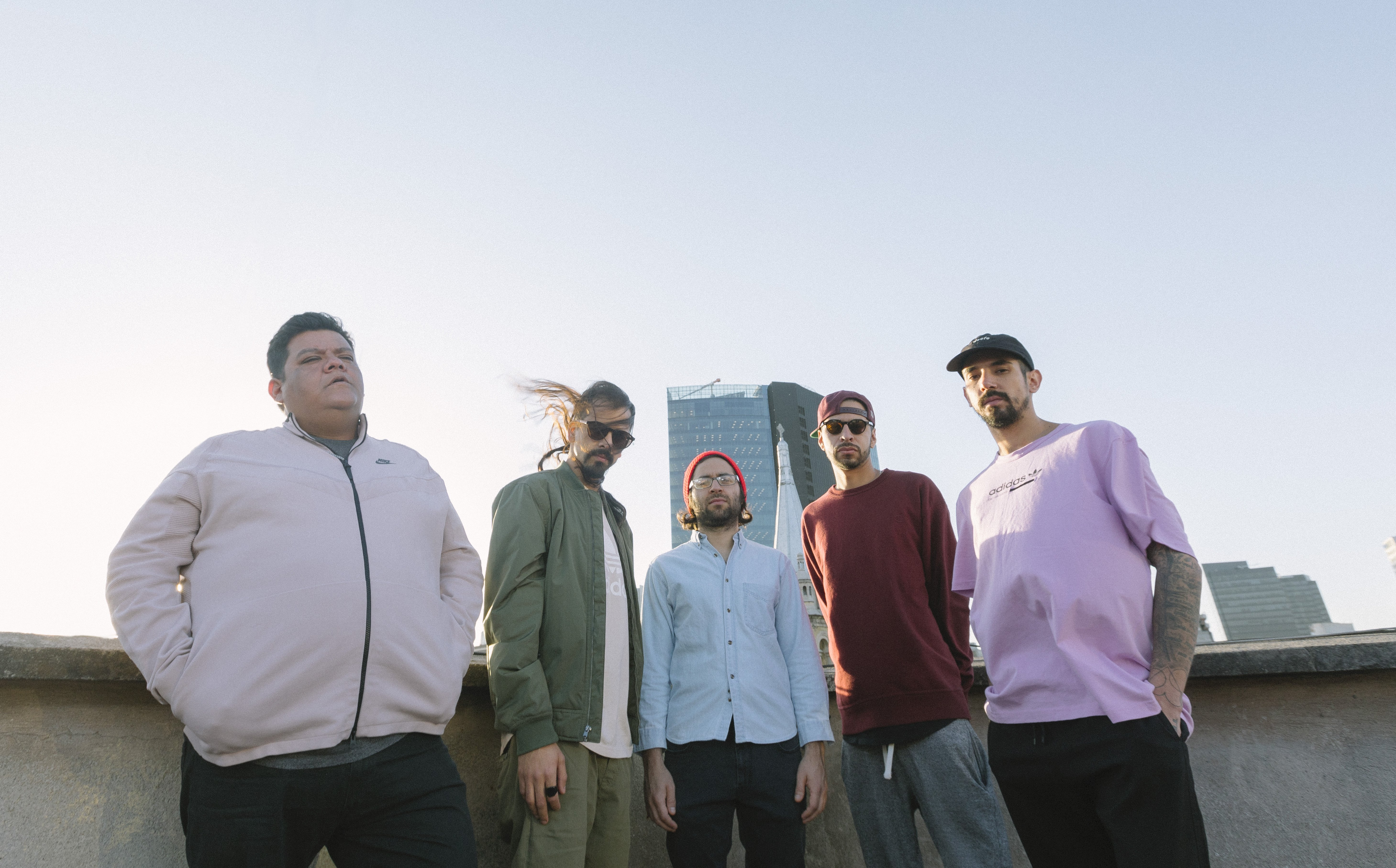 The Guadaloops: hip hop mexicano para un mundo feliz que no imaginó Aldous Huxley