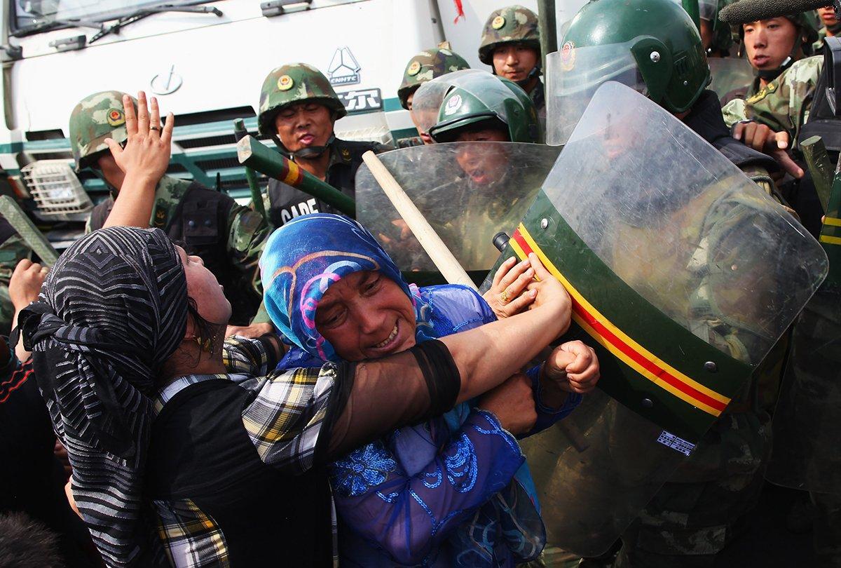 Destapan los campos de reclusión chinos donde se lava el cerebro a las minorías