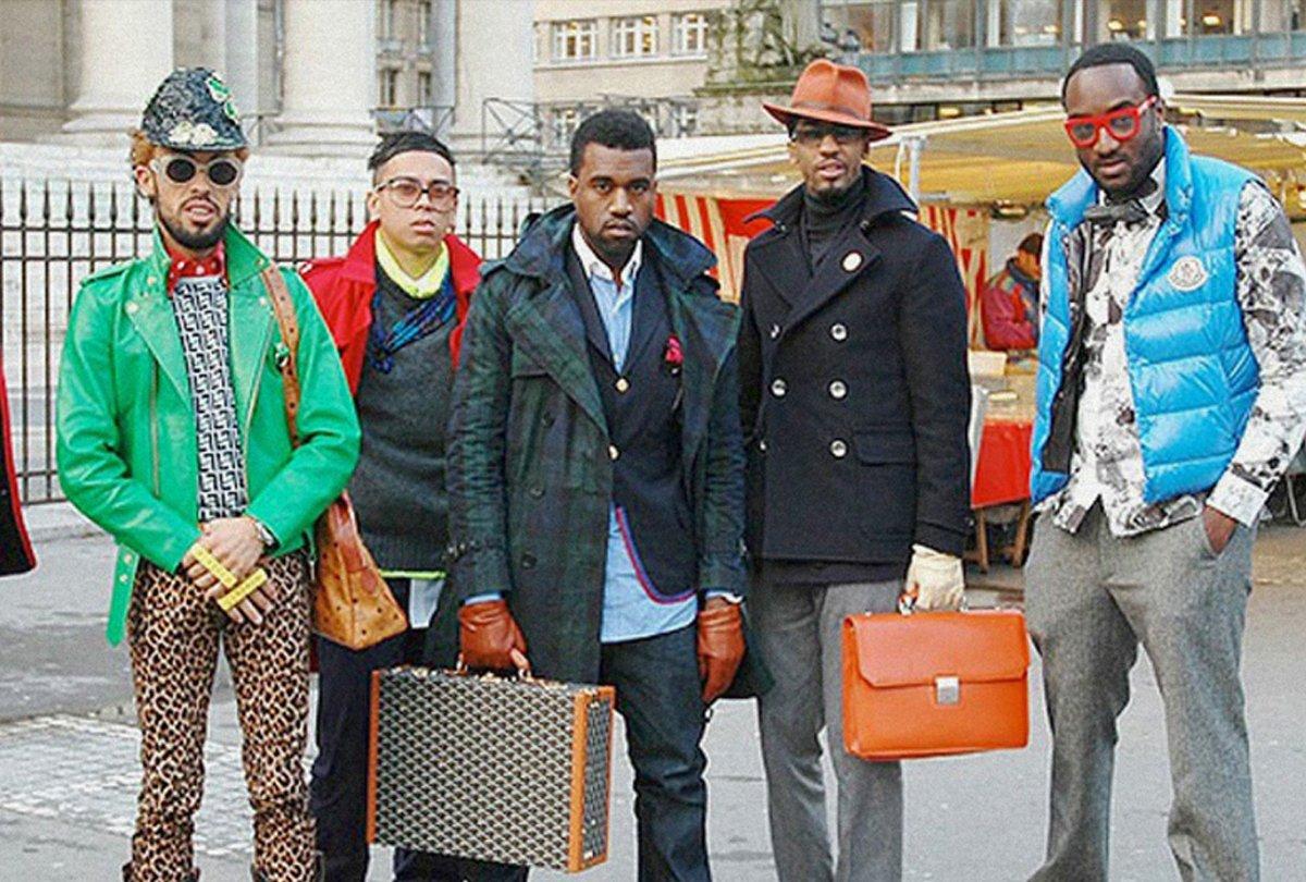 La foto que cambió para siempre la relación del hip-hop con la moda