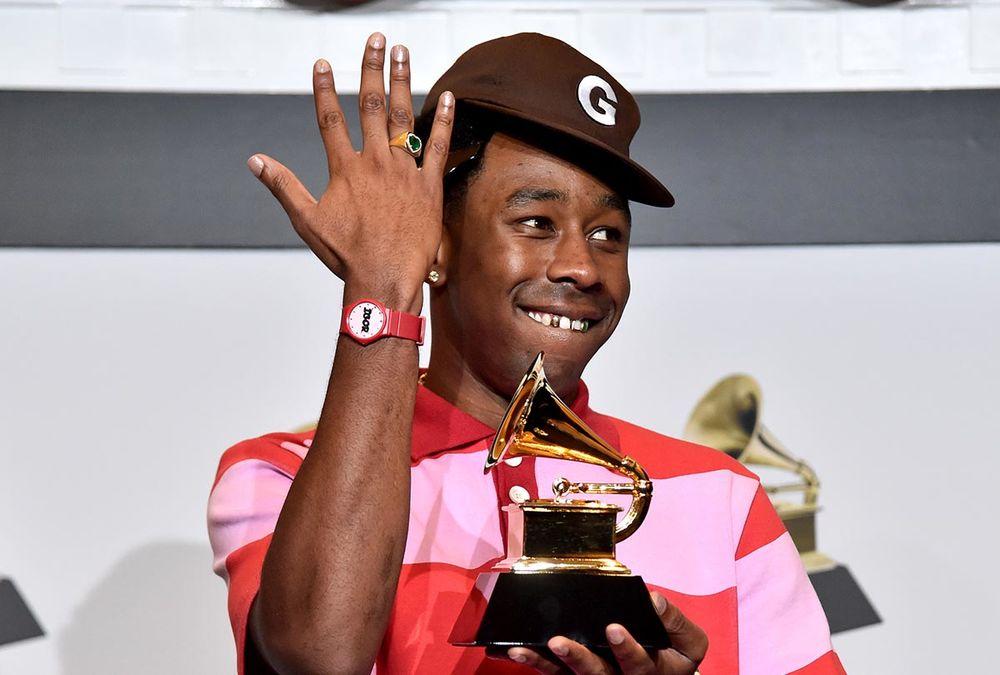 Tyler, the Creator denuncia el sesgo racista de los Grammy tras ganar su premio