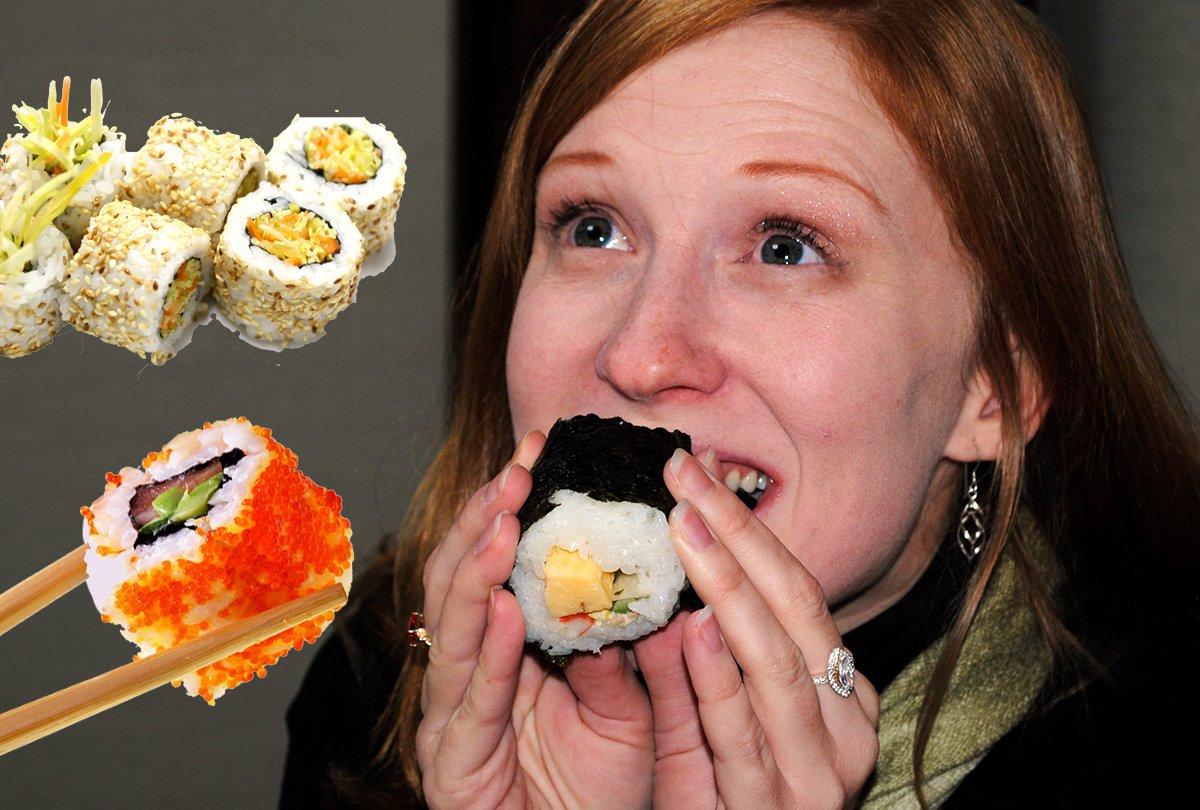 El sushi podría estar en peligro debido a la emergencia climática