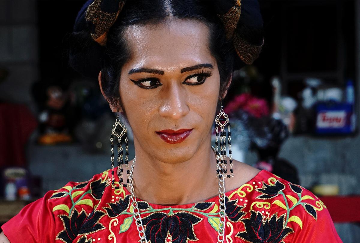 Una persona del 'tercer género' mexicano, portada de Vogue por primera vez