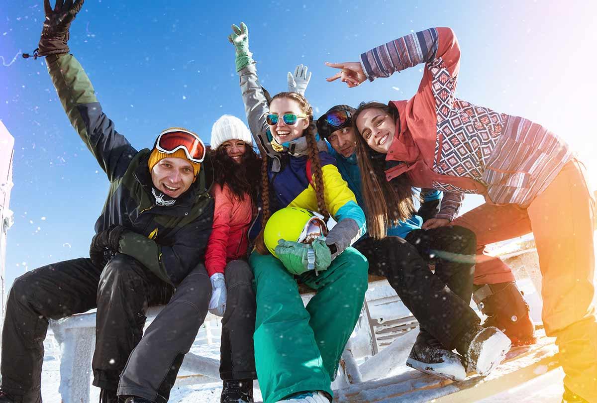 Liadas Apreski:  5 consejos para disfrutar de las fiestas en la nieve más top