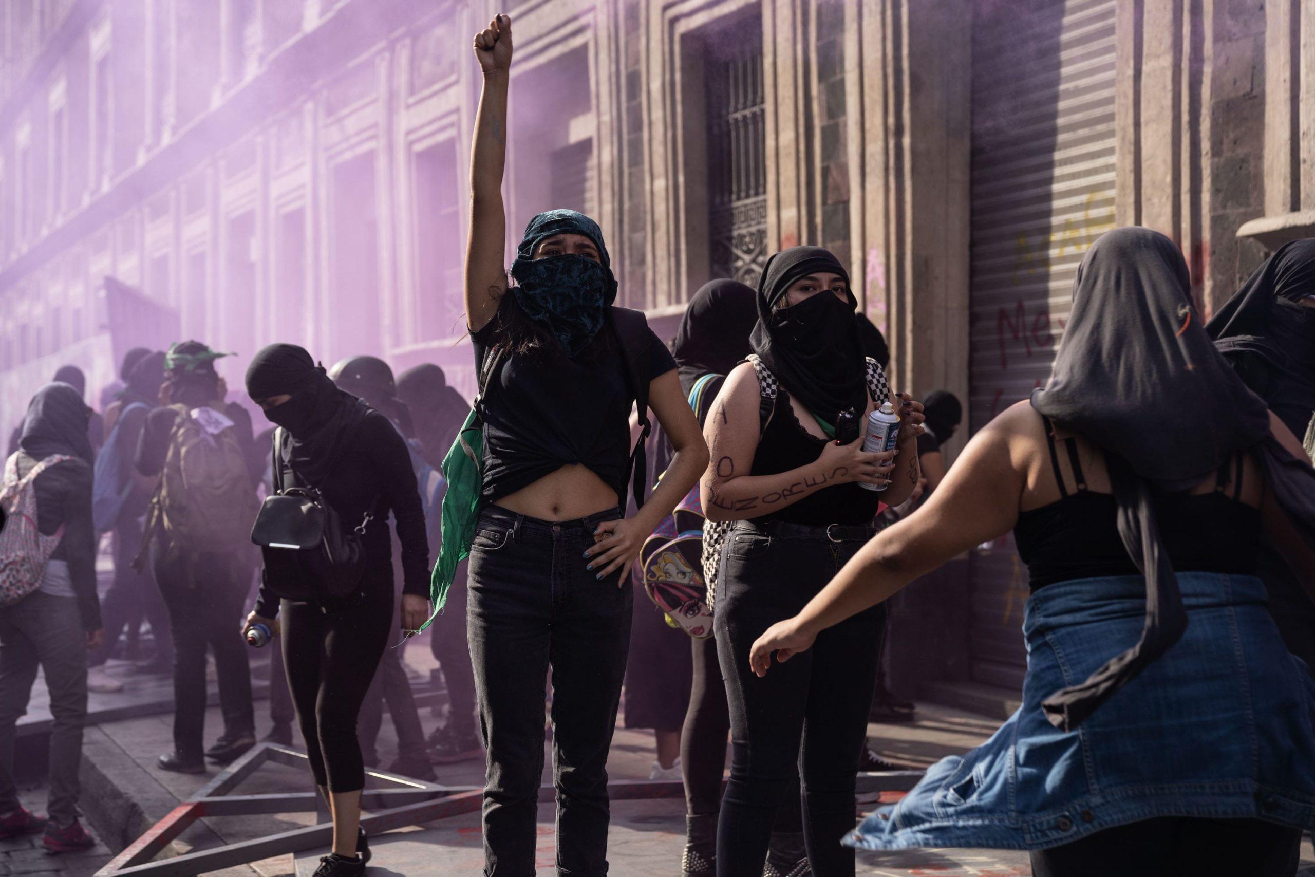 #UnDíaSinMujeres: las mexicanas estallamos un paro nacional ante la violencia