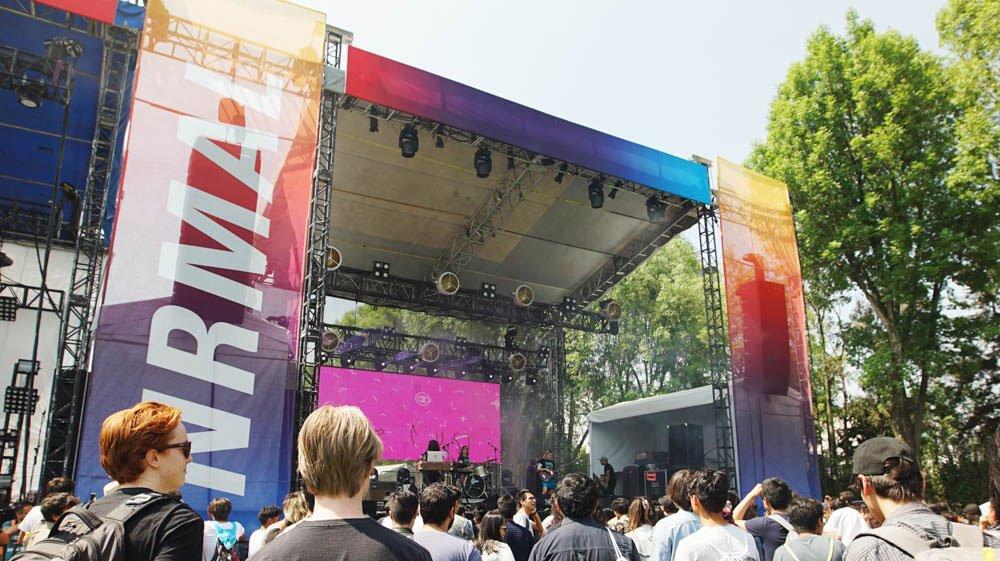 Un festival que hizo NRMAL lo extraordinario