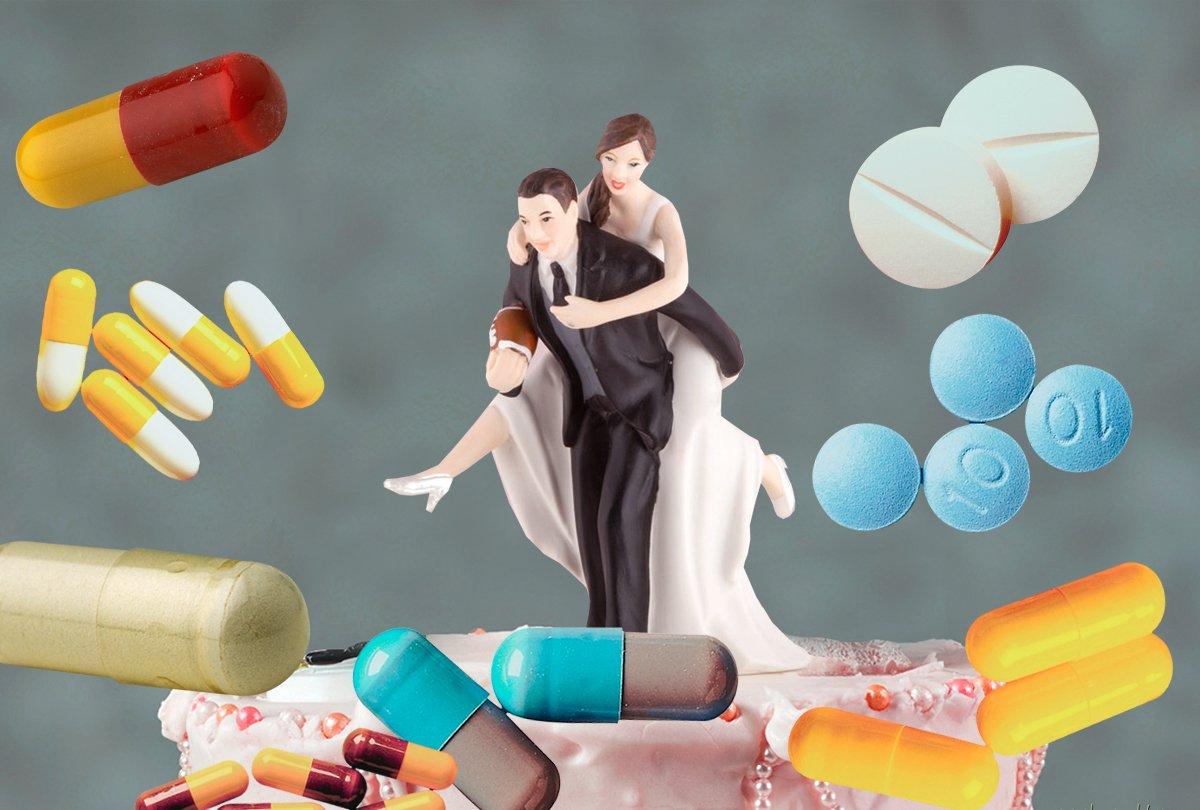 ¿Pueden las drogas salvar una relación de pareja? Este libro cree que sí