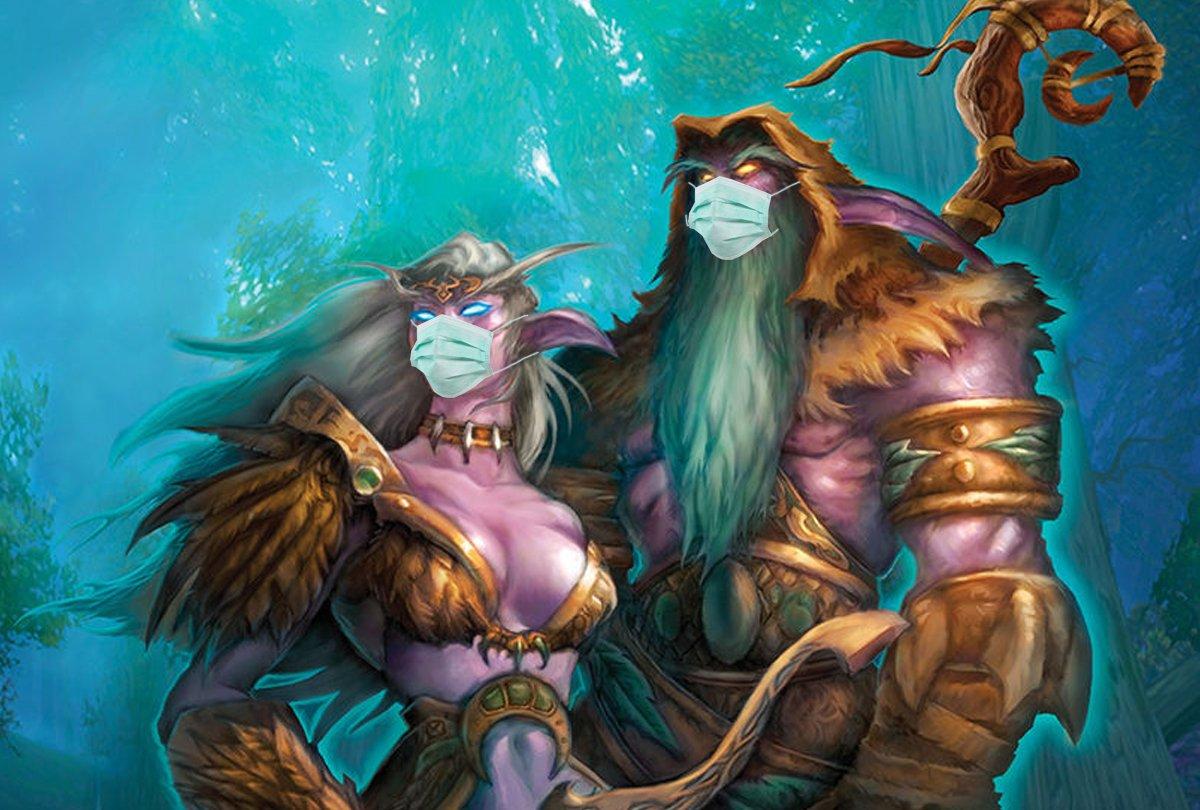 Una epidemia en 'World of Warcraft' predijo el coronavirus: esto es lo que nos enseñó