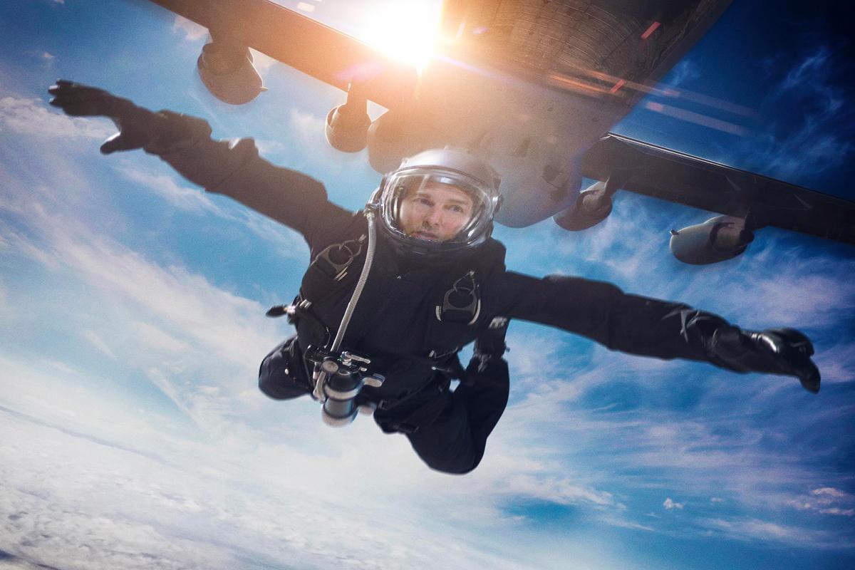Confirmado: se rodará la primera película en el espacio exterior y Tom Cruise será el protagonista