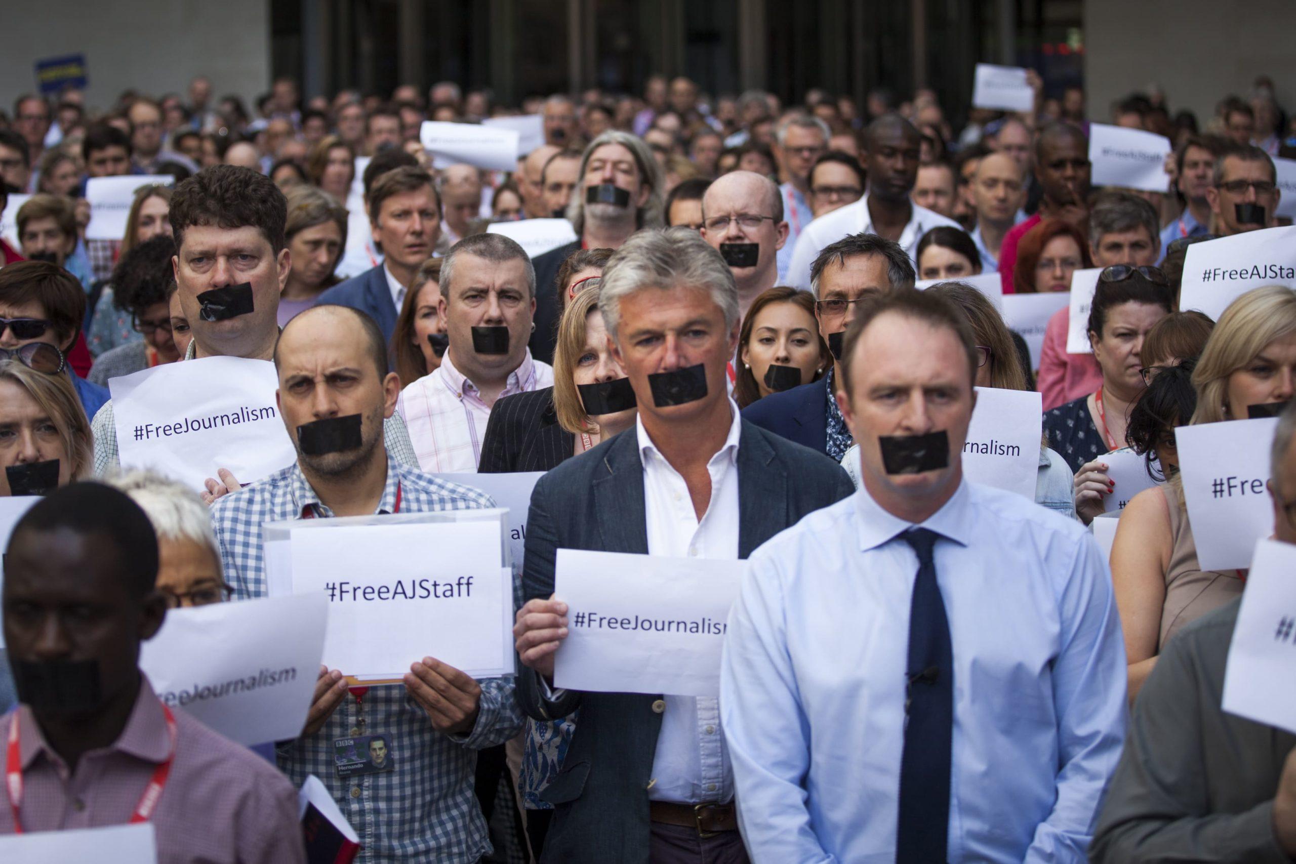 ¿Periodismo o activismo? La revolución en las redacciones de EEUU y América Latina
