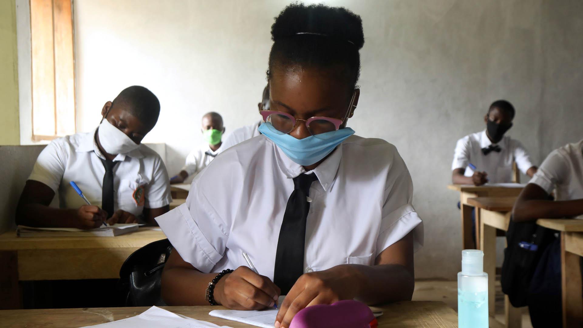 El cierre de escuelas provocará una catástrofe generacional para el mundo, alerta la ONU