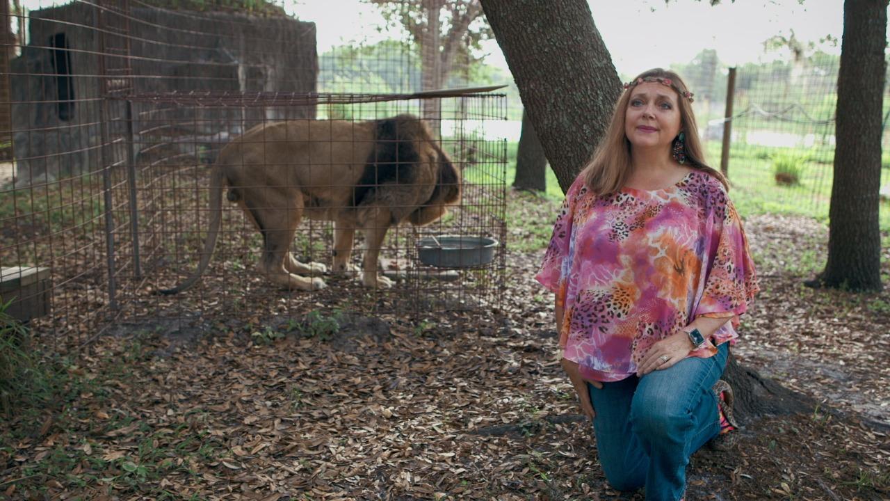 Carole Baskin, la otra villana de Tiger King, tendrá su propio show