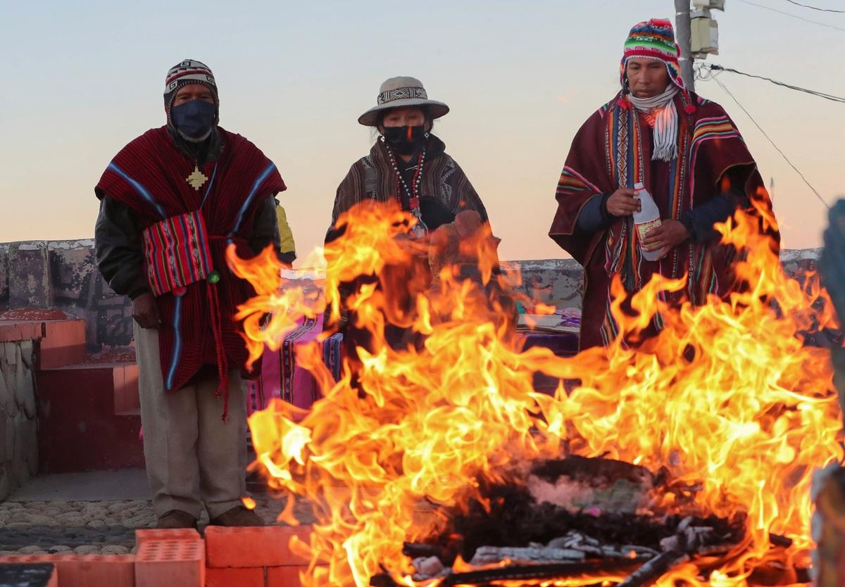 La fuerza de la población indígena rumbo a la elección de Bolivia