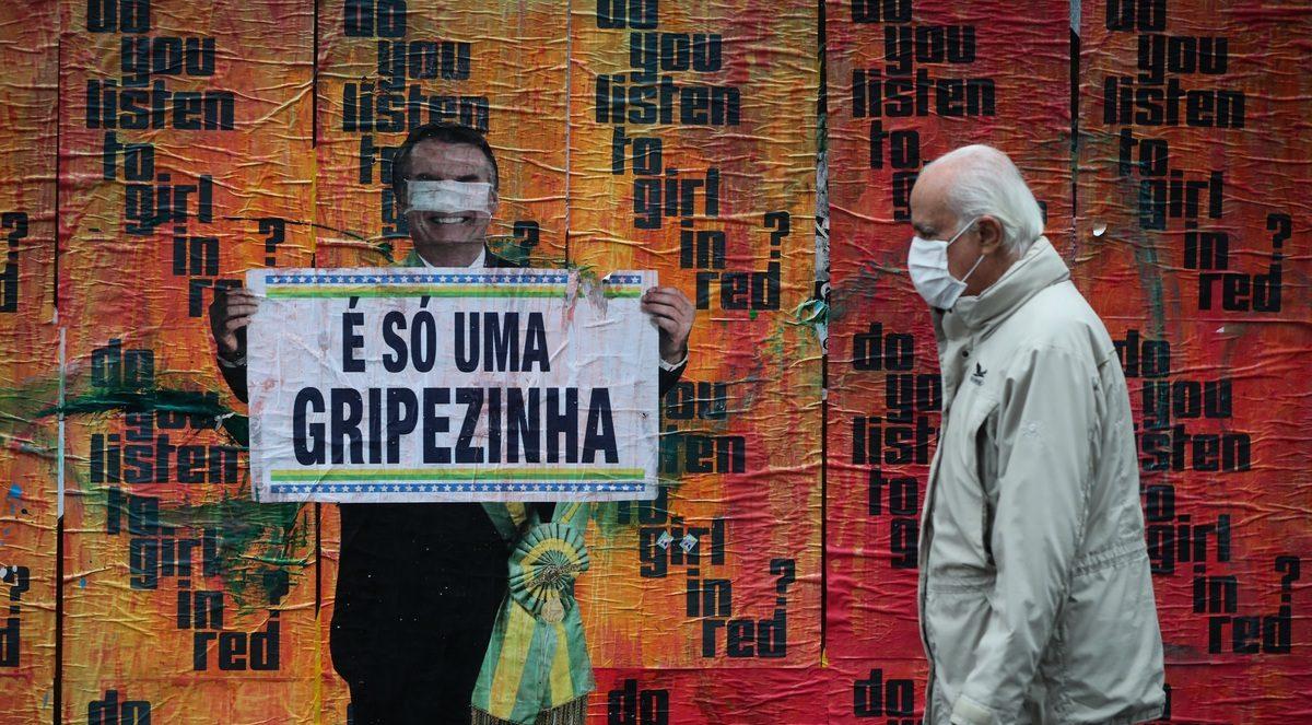 ¿La vacuna contra Covid-19 debe ser obligatoria? La polémica arde en Brasil 🔥