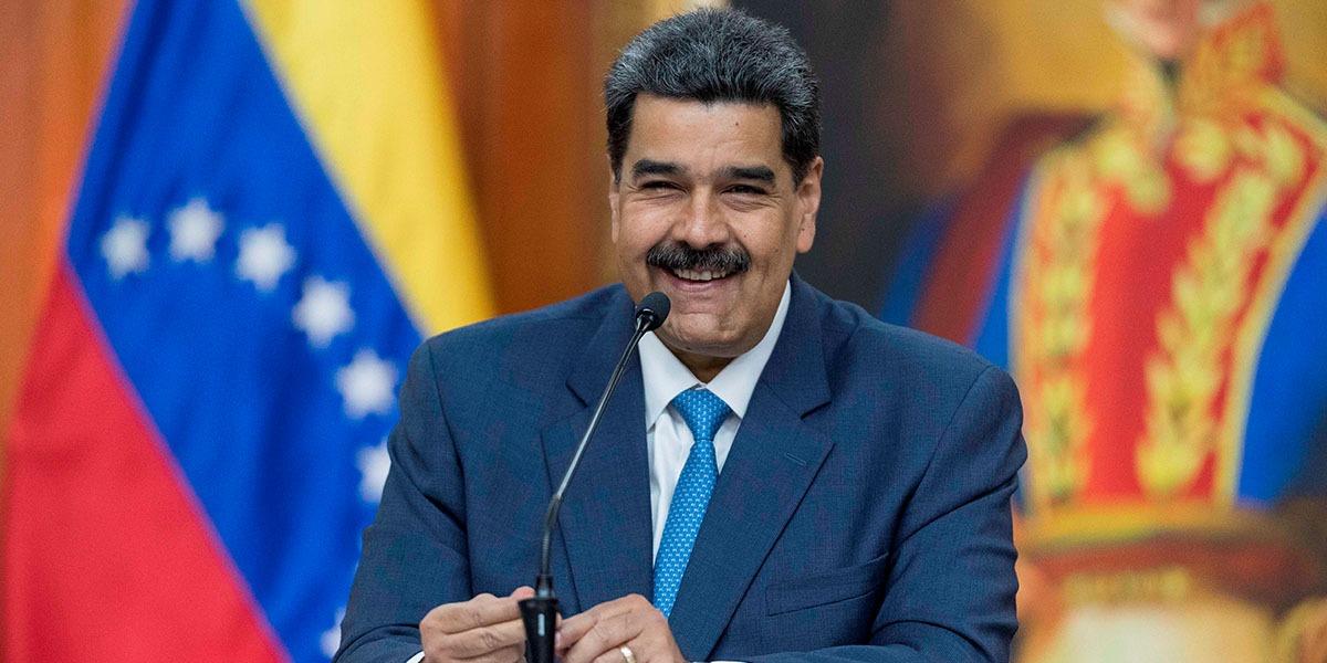 Nicolás Maduro adelantó la Navidad en Venezuela por decreto 🤦🏽