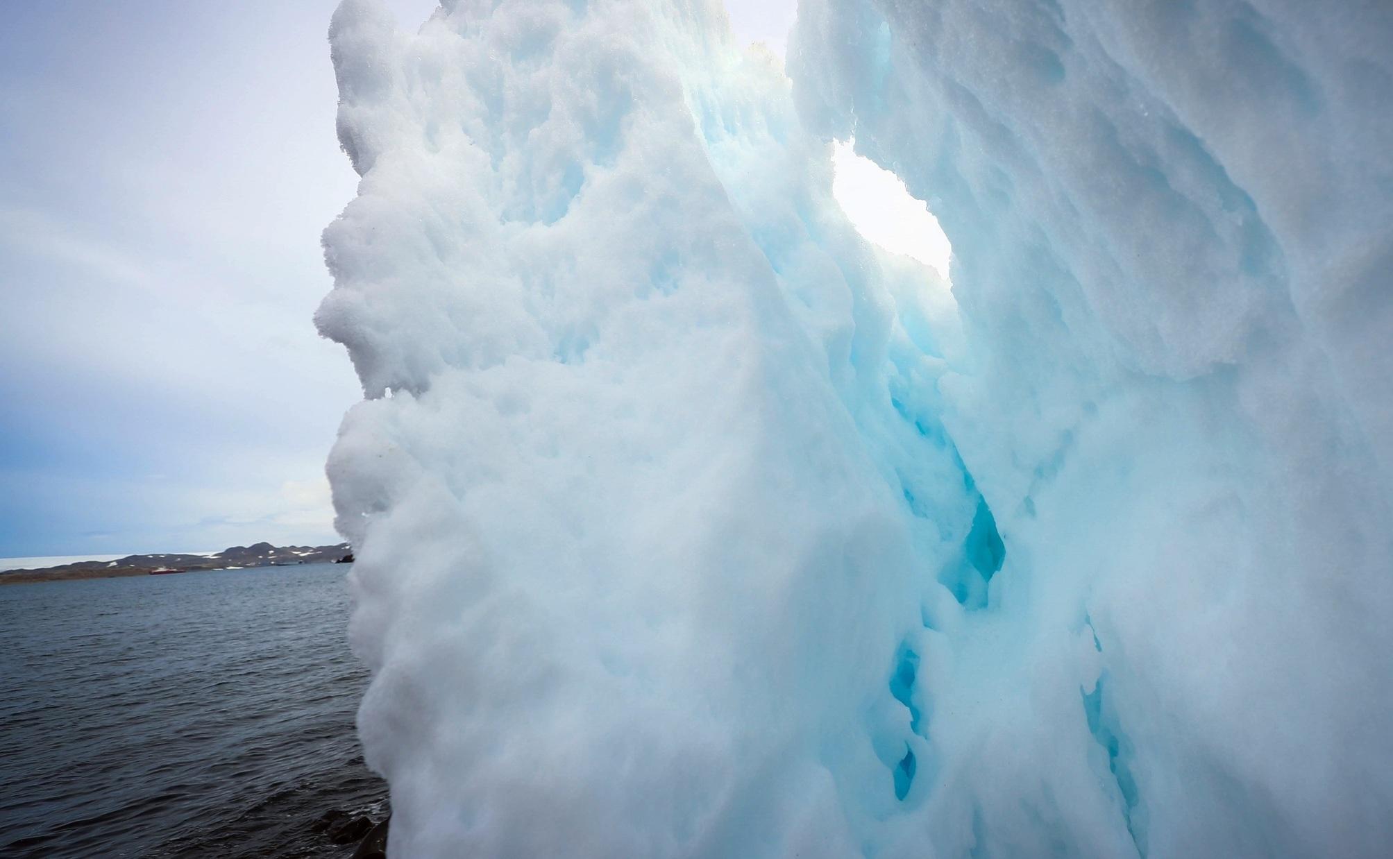 Un tercio de la masa de los glaciares podría derretirse este siglo 😨