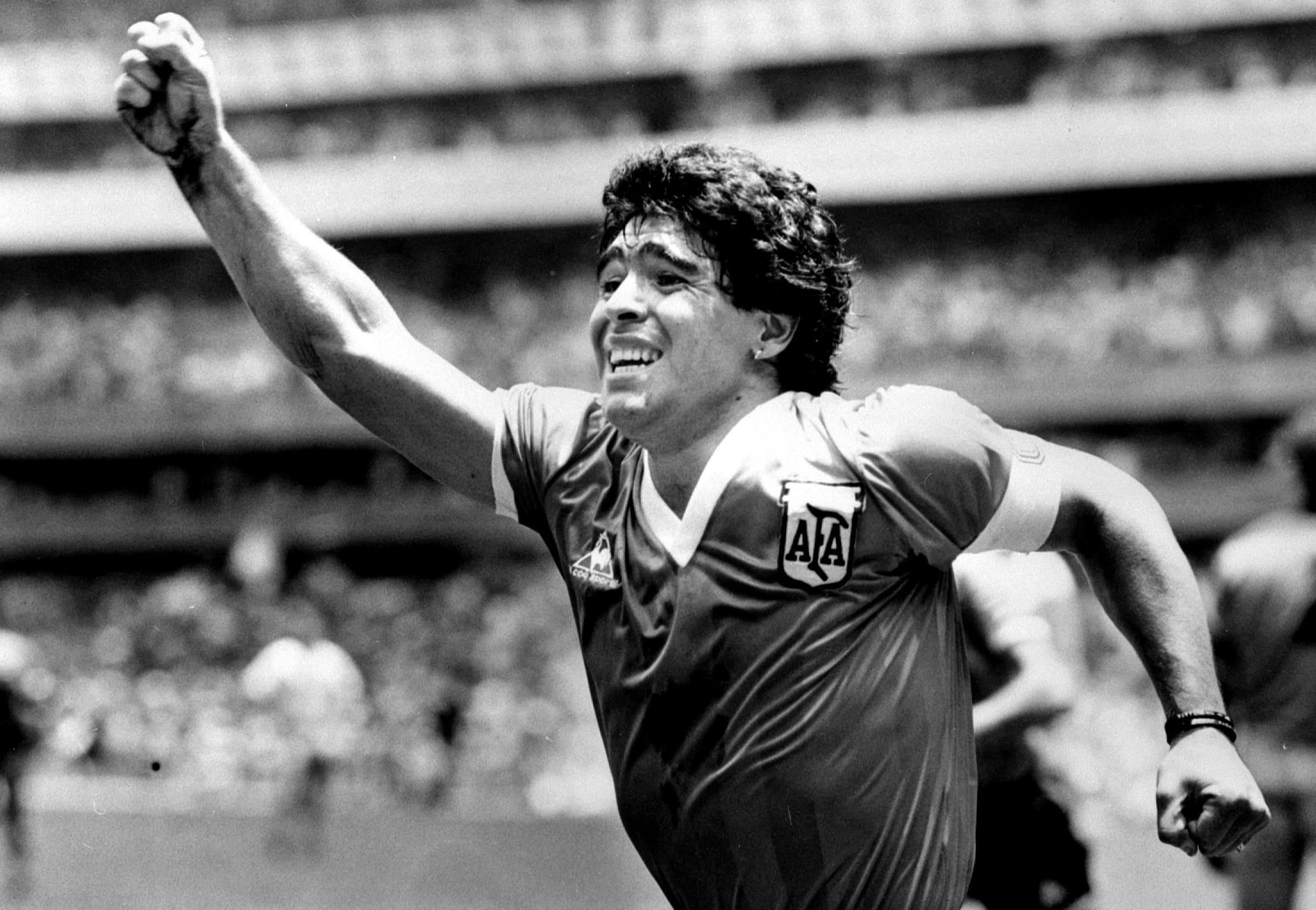 El día en que murió D10S: Maradona falleció a los 60 años