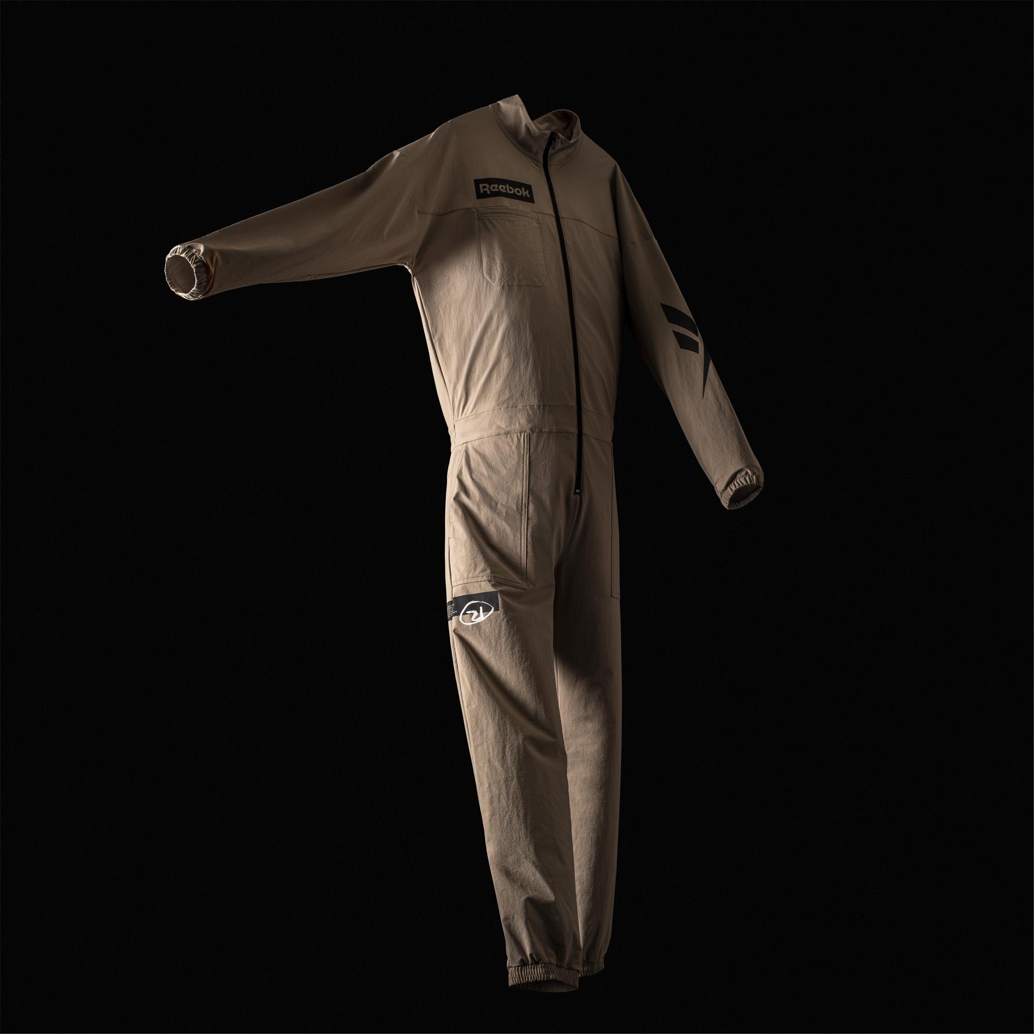 Boiler Suit Reebok Cazafantasmas