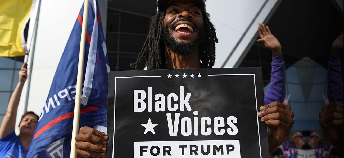 Cada vez más personas de la comunidad negra están votando por Trump. ¿Por qué?