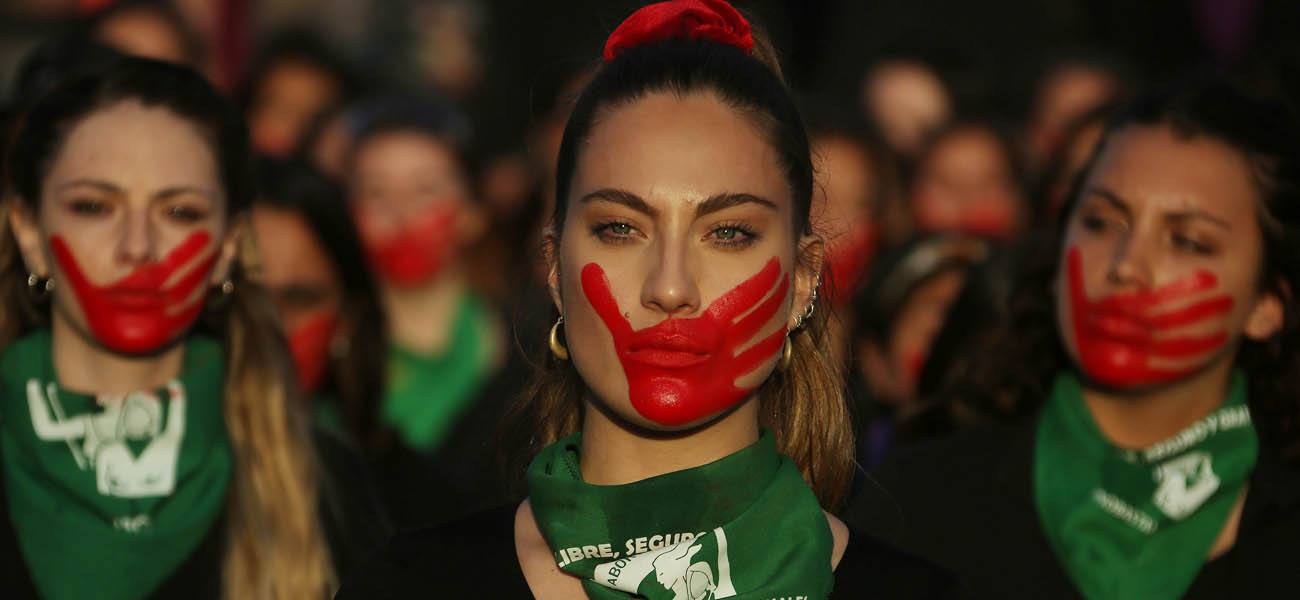 La violencia machista contra las mujeres aumenta alrededor del mundo