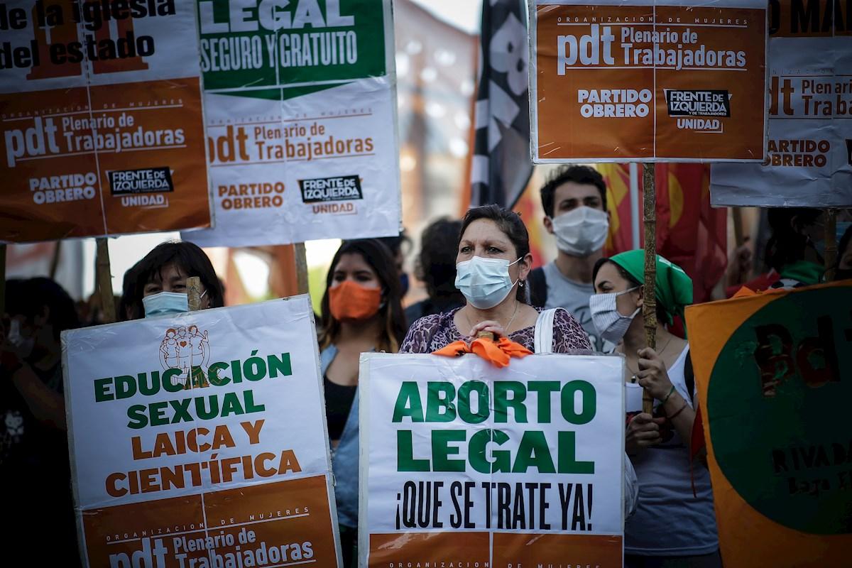 El (lento) avance del aborto legal en los países de Latinoamérica