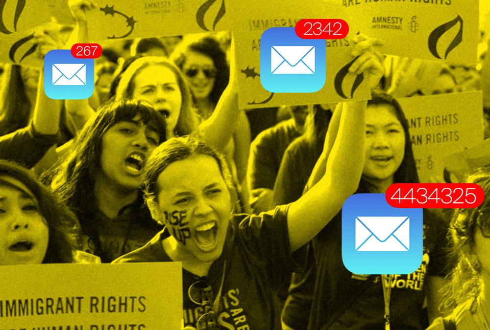 Activistas arriesgan su vida para cambiar el mundo. ¿Sabías que puedes ayudarles con solo un e-mail?