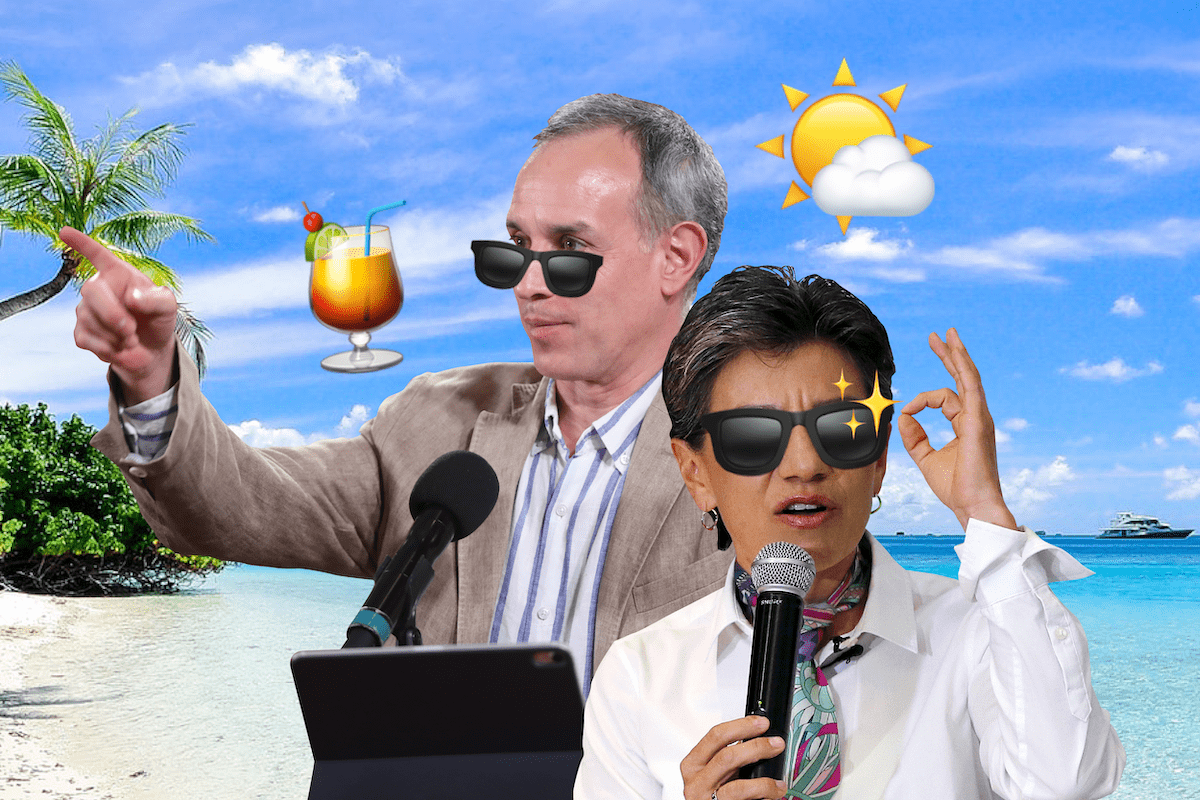 Los políticos que nos piden quedarnos en casa por la pandemia (y luego se van de vacaciones)