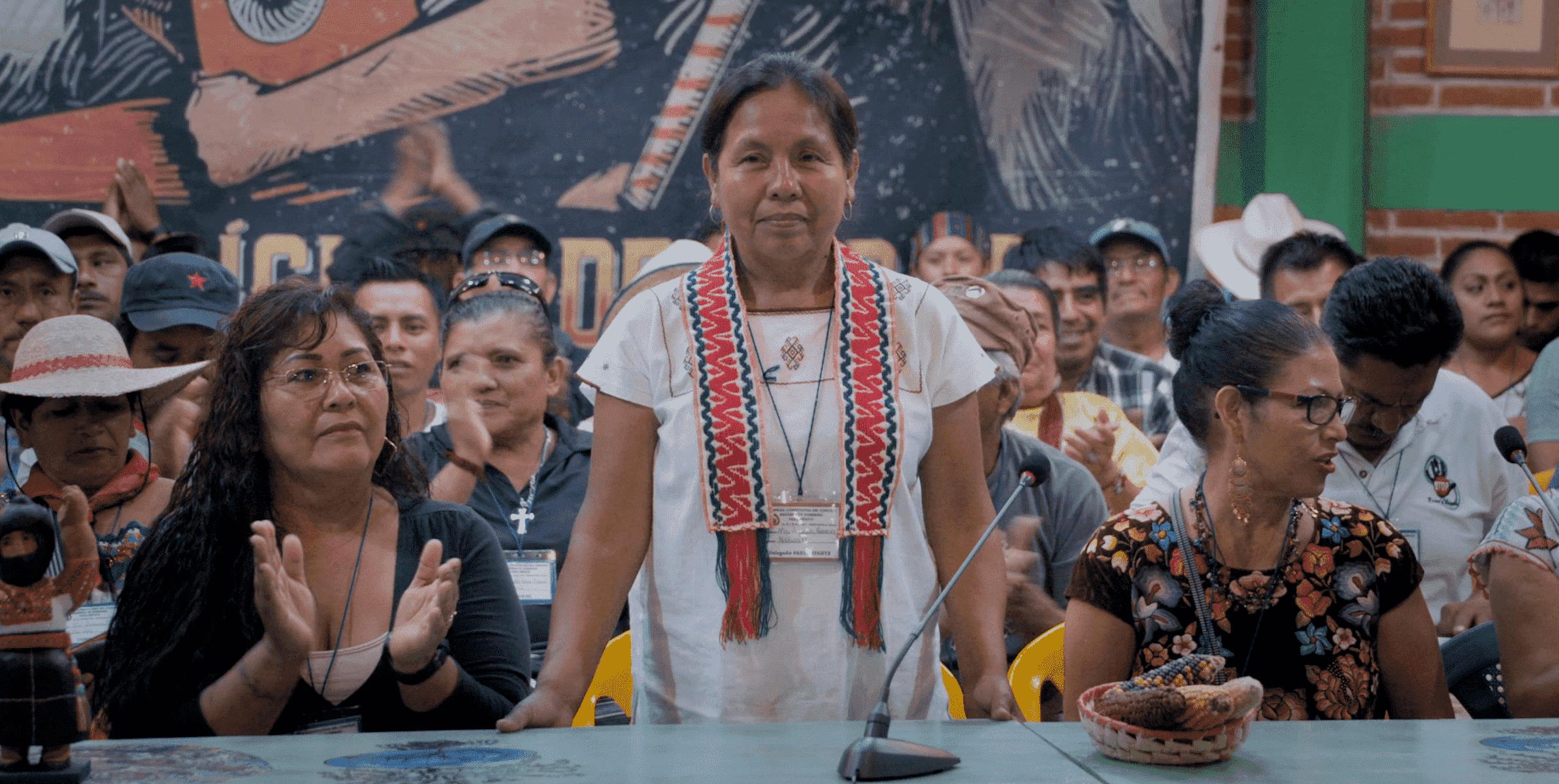 Marichuy, la curandera indígena que buscó la presidencia de México