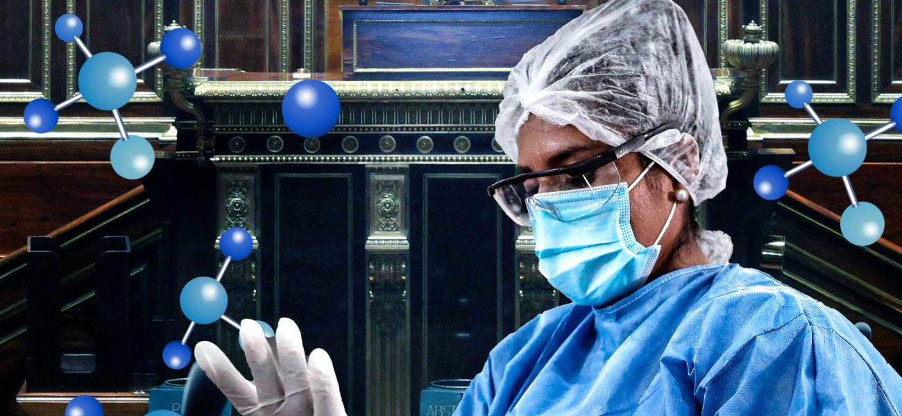 Murió un paciente de Covid tratado con dióxido de cloro por orden judicial 😰