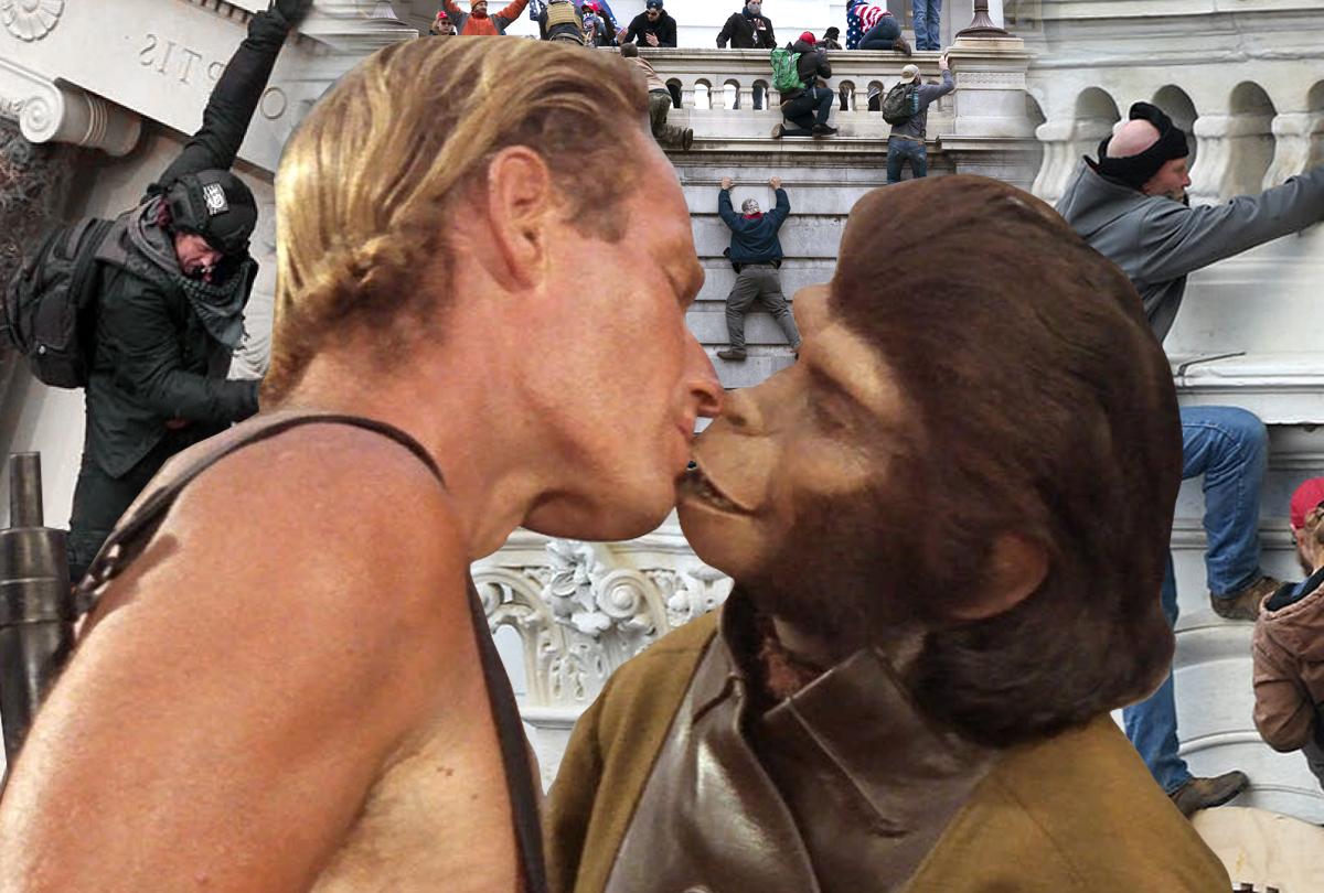 Del amor entre especies y la democracia