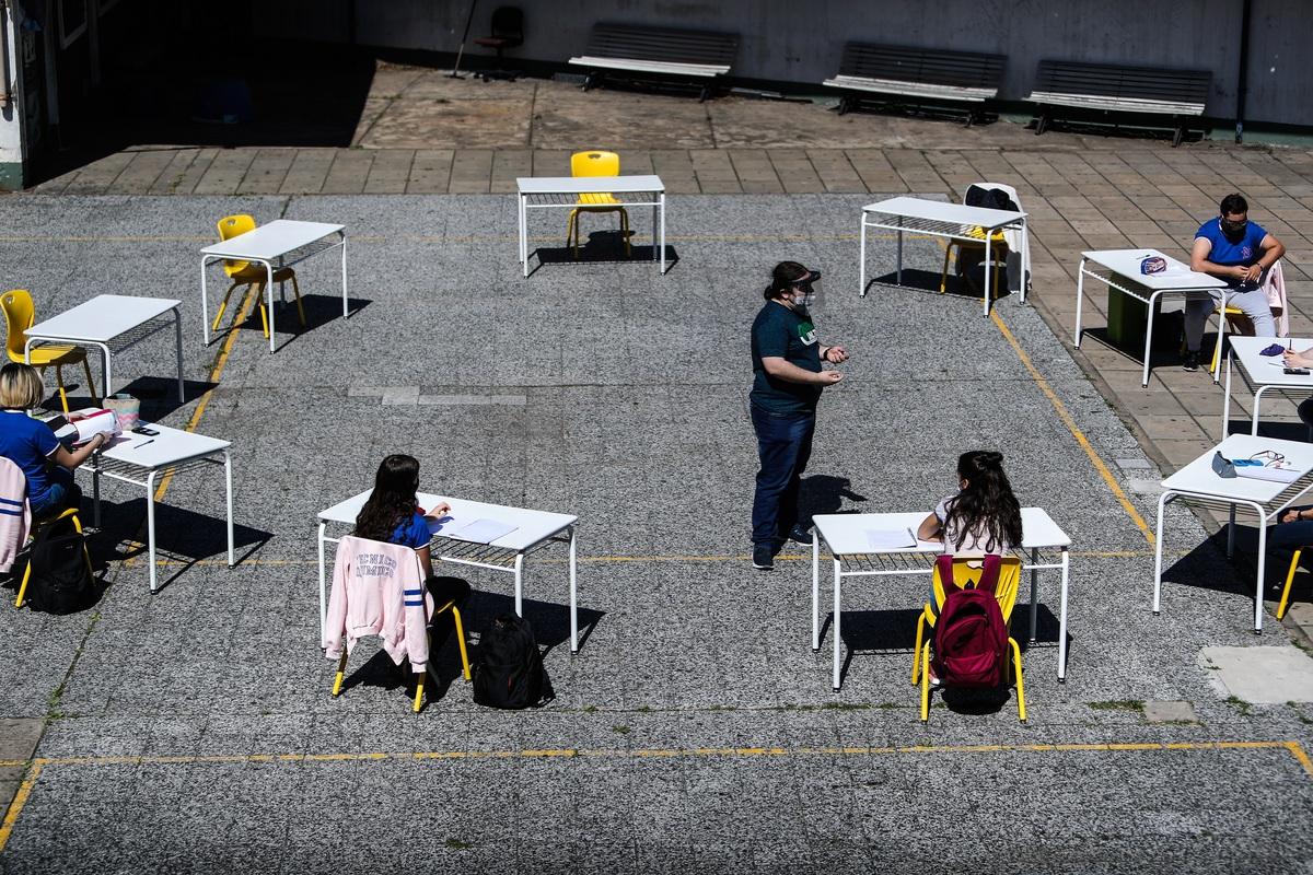 El dilema de la educación presencial argentina en medio de la pandemia