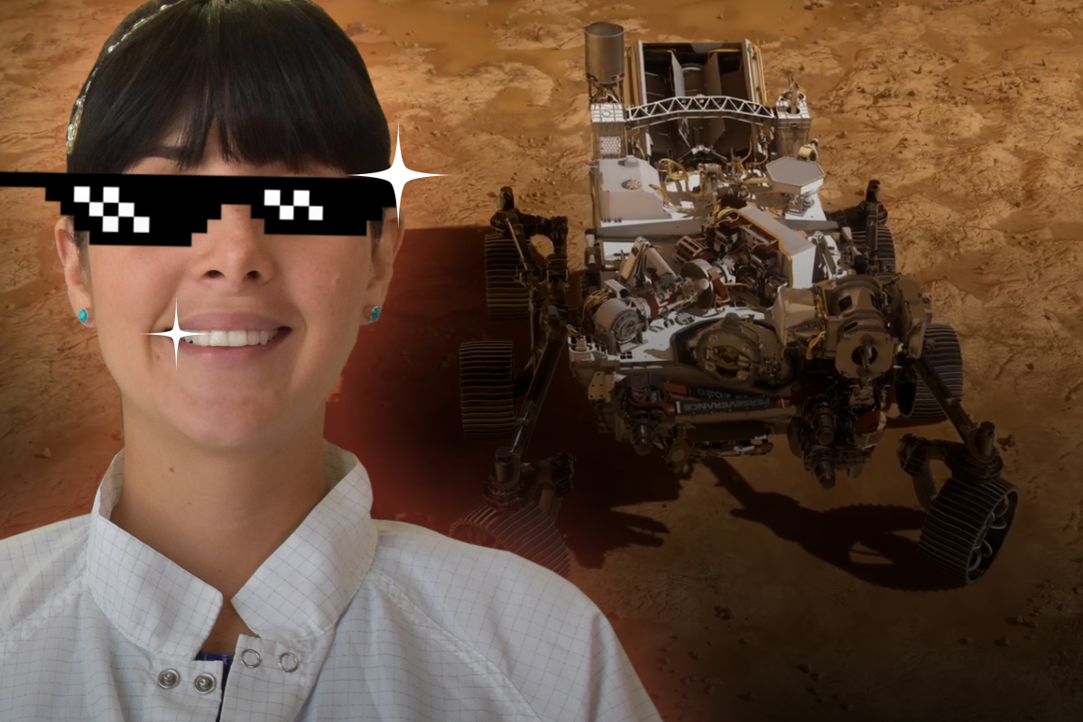 Liderazgo femenino espacial: ella es Diana Trujillo 💜🚀, la colombiana al mando del nuevo vuelo a Marte