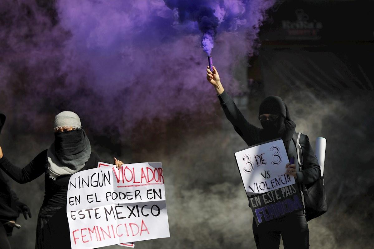 #UnVioladorNoSeráGobernador y #JusticiaParaMariana: la desoladora violencia de género en México
