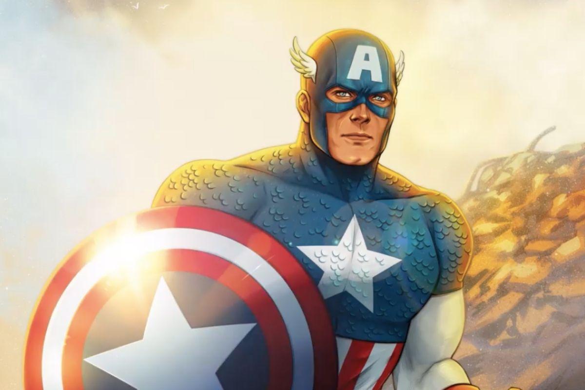 Marvel anunció el debut de 'Aaron Fisher', el primer 'Capitán América' abiertamente gay 🏳️🌈 🙌