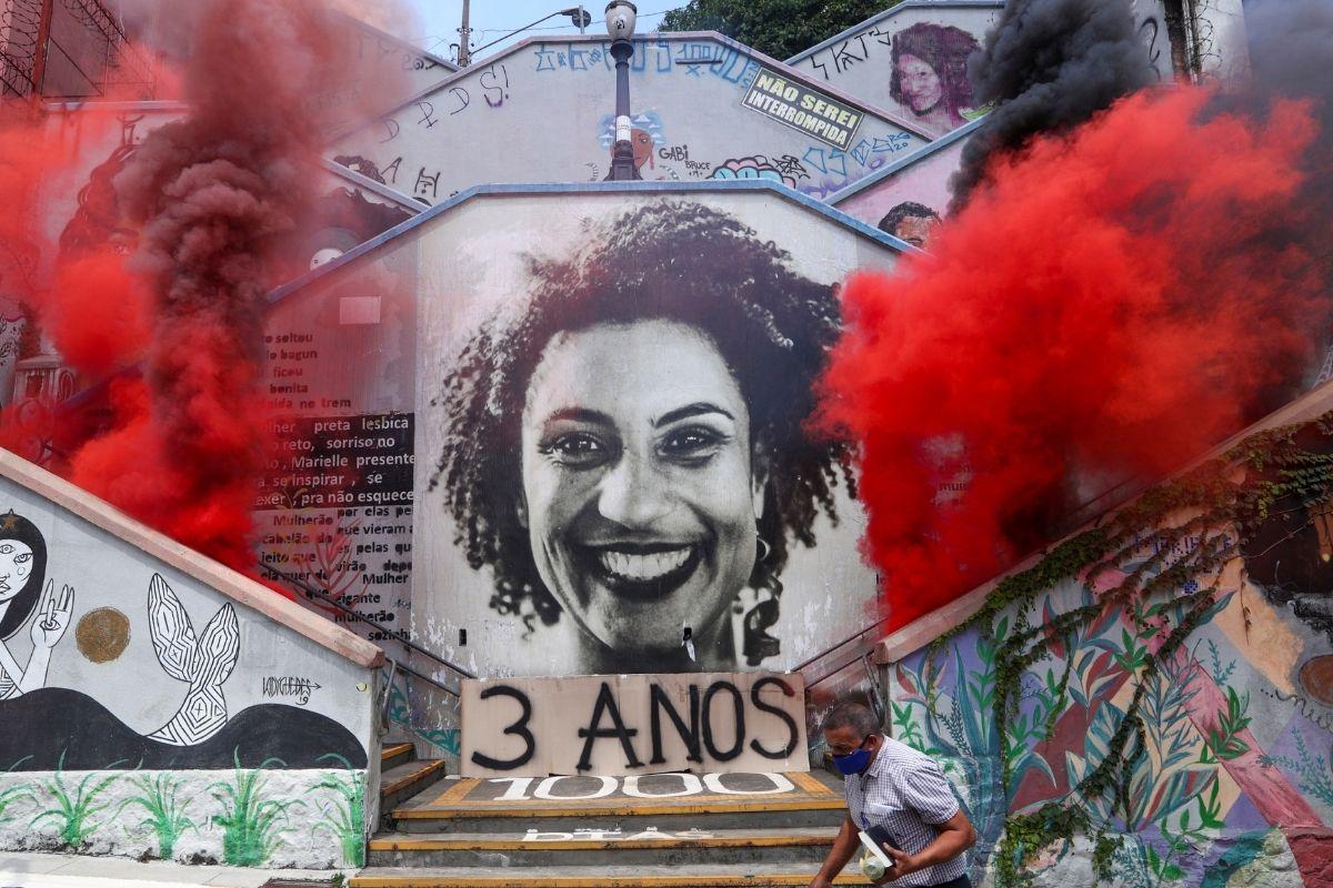 Después de tres años no se ha hecho justicia por el asesinato de Marielle Franco